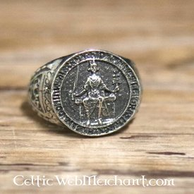 Magna Carta seal ring