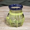 Dekoreret Birka glas, grav 649