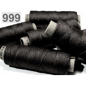 Leinengarn schwarz 50m