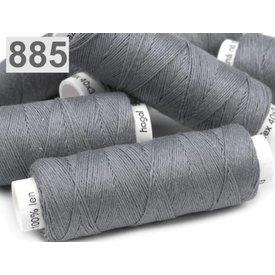 Lingarn mörkgrå 50m