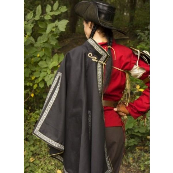Epic Armoury Musketeer cloak