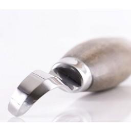 Cuchillo de gancho finlandés