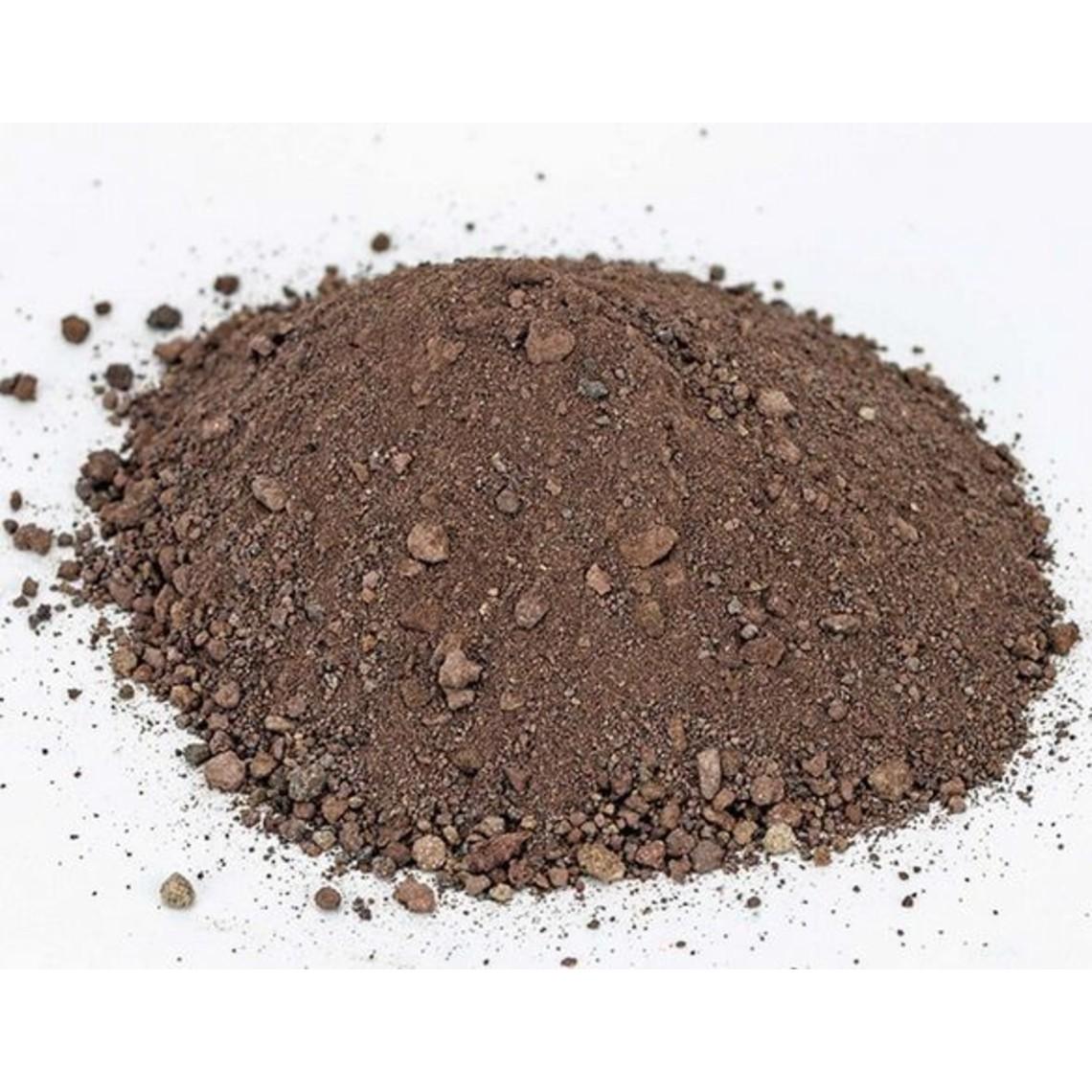 Polvo de piedra volcánica, 100%
