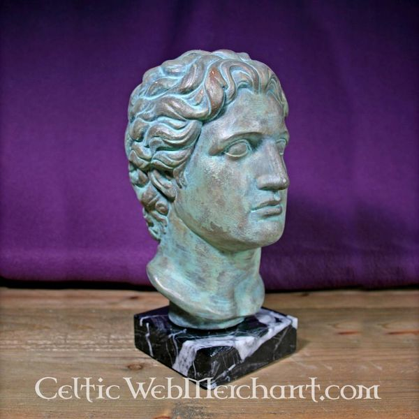 Bust Alexander den Store