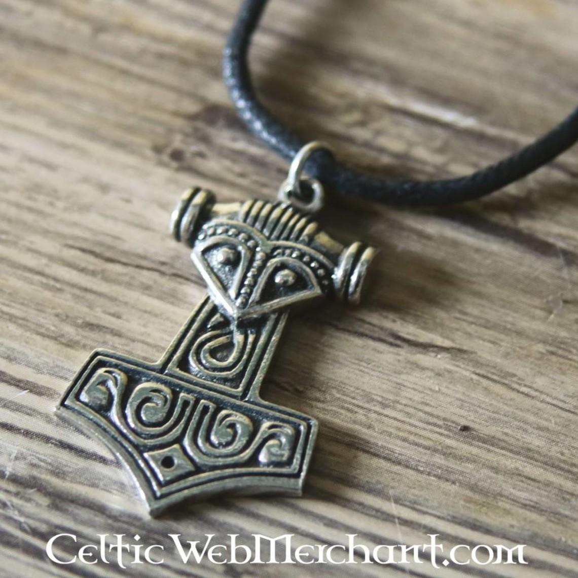 Collar de martillo de Thor Schonen