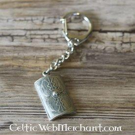 Porte-clé légionnaire romain bouclier