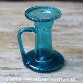 vidro Roman jarro vertendo