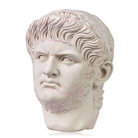 Buste af kejser Nero
