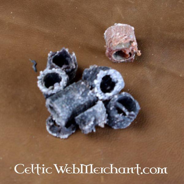 Tiras de cera (arrancadores de fuego), juego de 5 piezas
