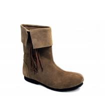 Leonardo Carbone Historiske børn støvler brun