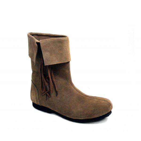 Stivali storici per bambini marrone