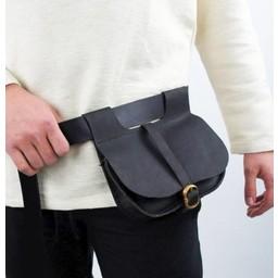 Kidney pouch Rutgher, black