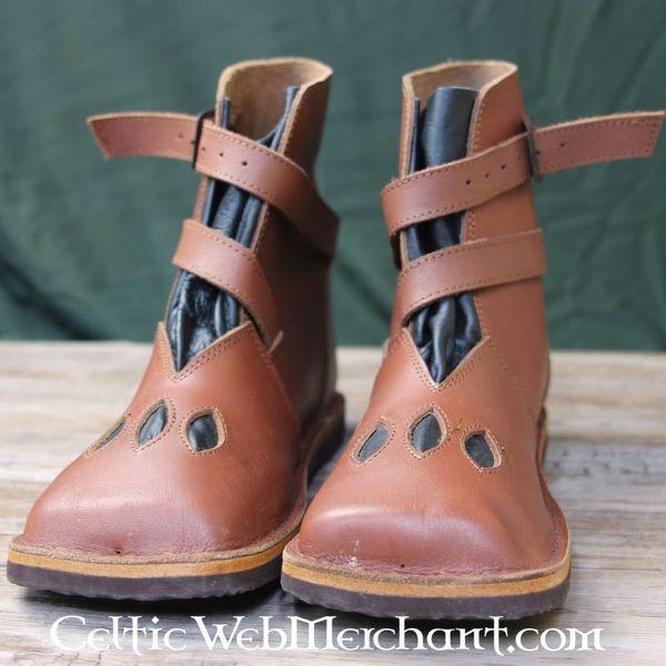 16de eeuwse hoge Breedbek schoenen