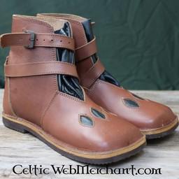 16. Jahrhundert hohe Kuh-Mund-Schuhe