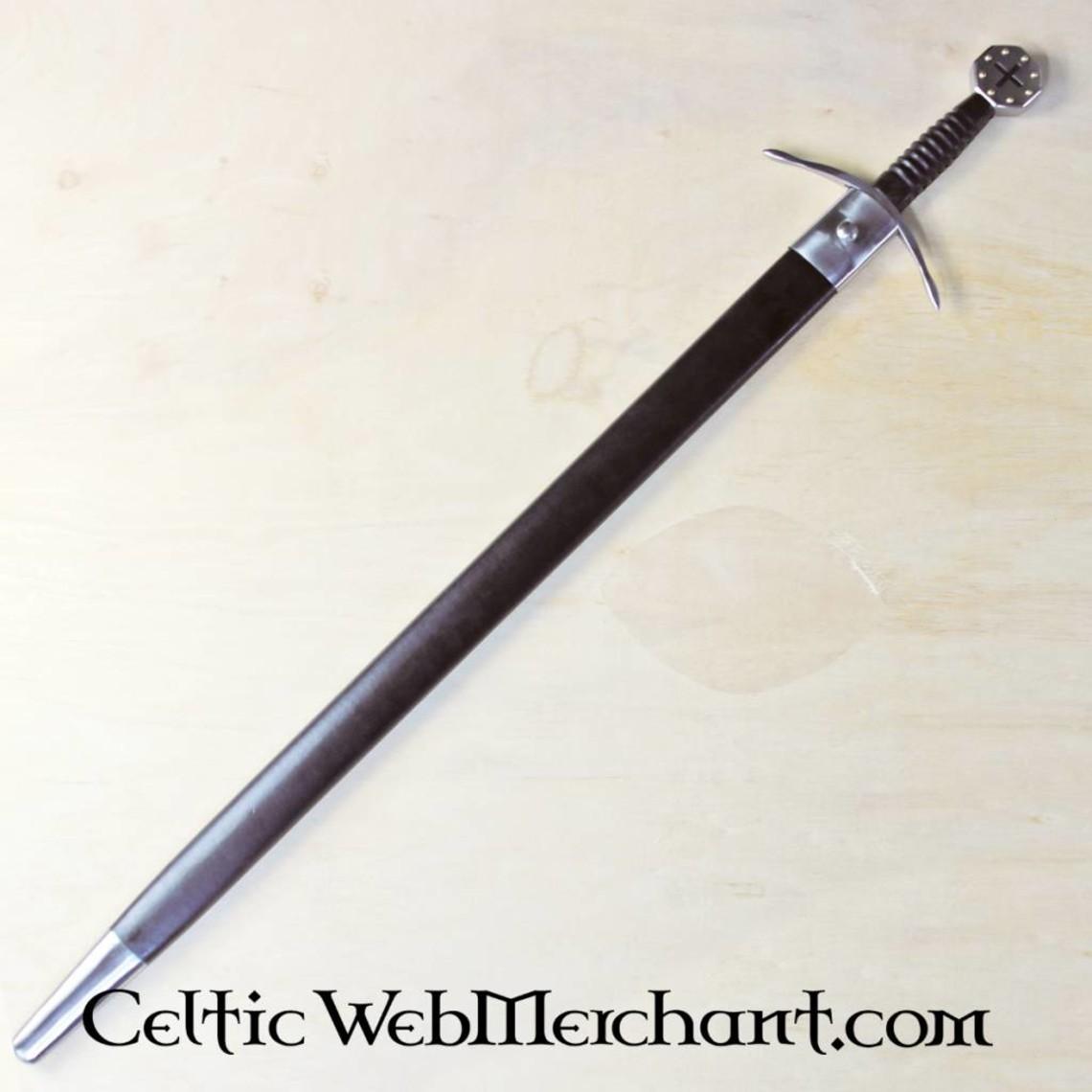 Urs Velunt Crusader sword Oakeshott type XII