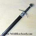 Urs Velunt Espada cruzada Oakeshott tipo XII