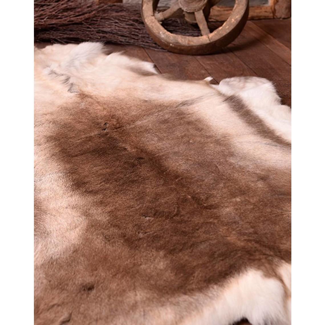Rensdyr hud