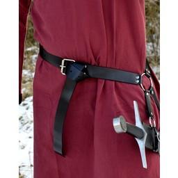 Traditionelle mittelalterliche swordbelt