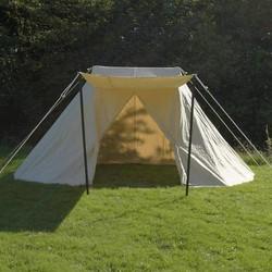 Wikinger- & sächsische Zelte