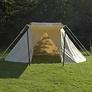 viking saxon tent