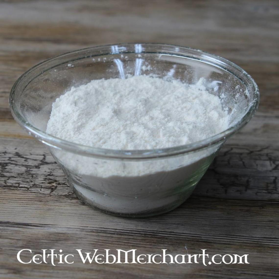 Gomme arabique en poudre, 100 grammes
