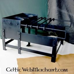 Roman matlagning rack