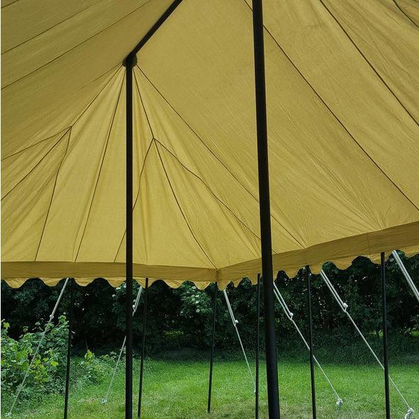 Namiot rycerski Girard, 6 x 4 metry