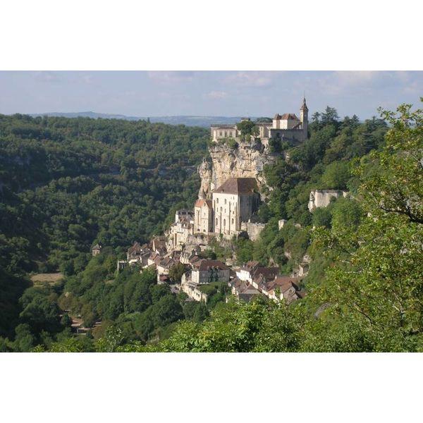 Medieval mærke Rocamadour