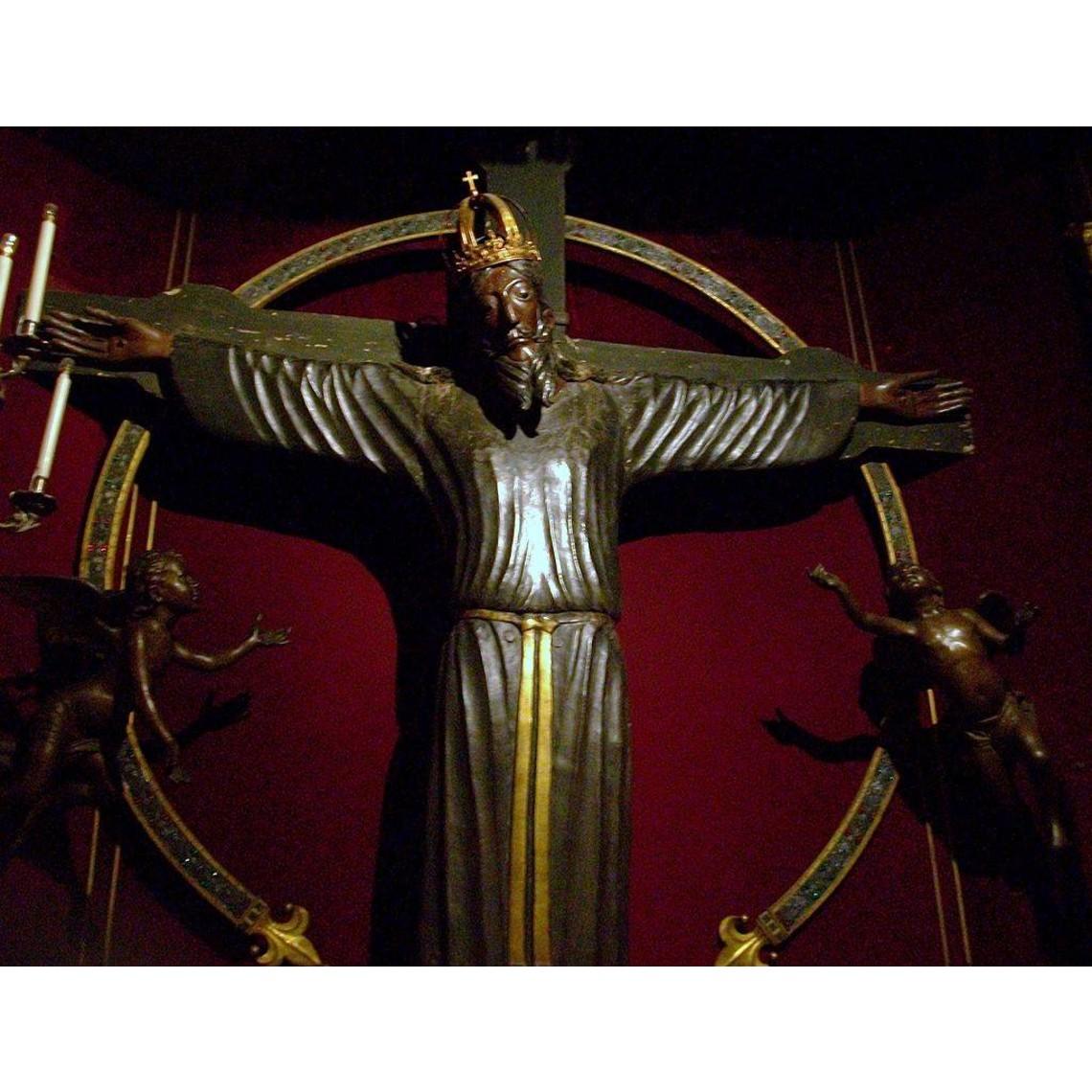 Badge Heilige gezicht van Lucca