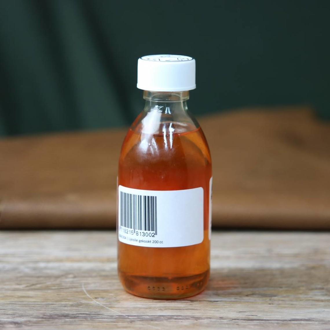 Aceite de linaza cocido 200 cl