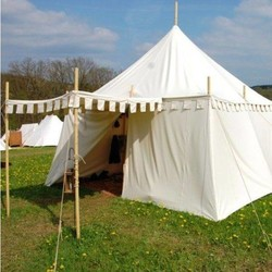 Lansquenet tents