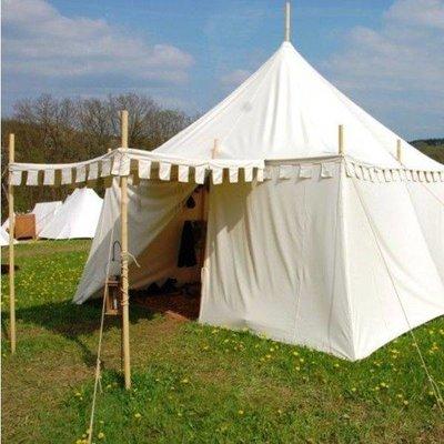 Landsknecht telte