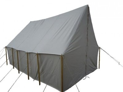 Namioty ścienne & namioty wojskowe