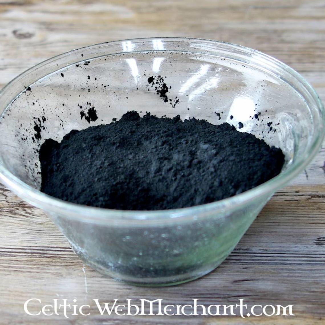 Been, ivoorzwart pigment 100g