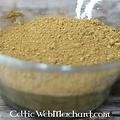 Pigmento verde ocre 100 gramos