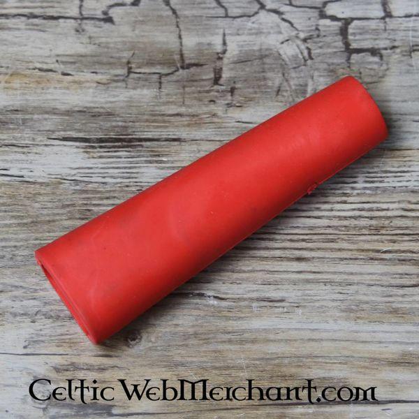 Red dragon Kunststof grip voor eenhander rood
