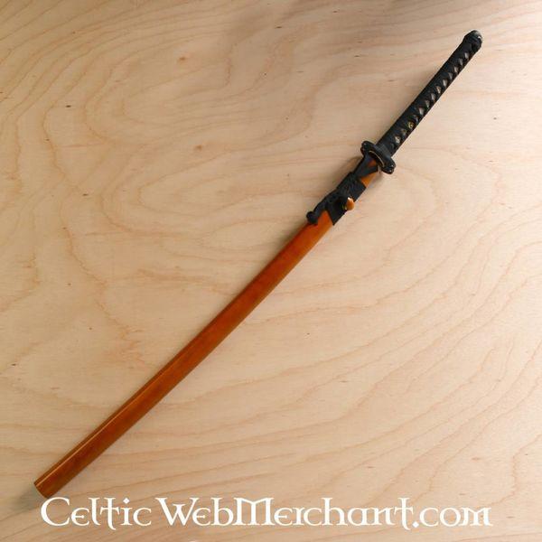 John Lee Iaito long, en bois rouge