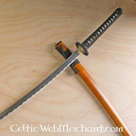 John Lee Czerwony drewno iaito, długa