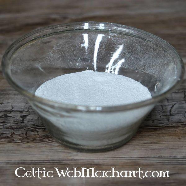 Pumice powder 1 kg (historical abrasive)