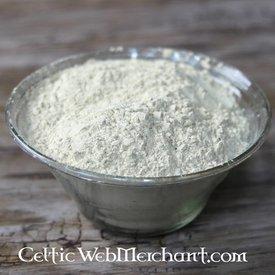 Maçã de carvalho, moída, 200 gramas (para tinta, pintura de lã)