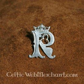 Distintivo Lettera R (Richard)