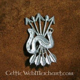 Odznaka Arthur Prince of Wales