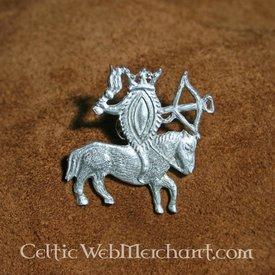 vulva emblema a cavalo