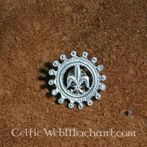 Badge fleur de Lys