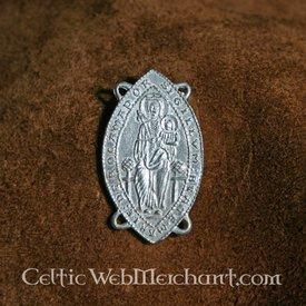 Medieval badge Rocamadour