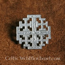 Badge koninkrijk van Jeruzalem