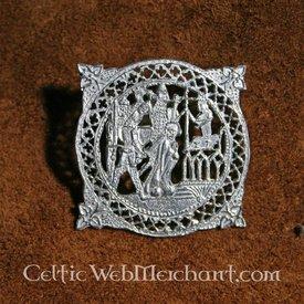 Distintivo martirio di Tommaso Becket