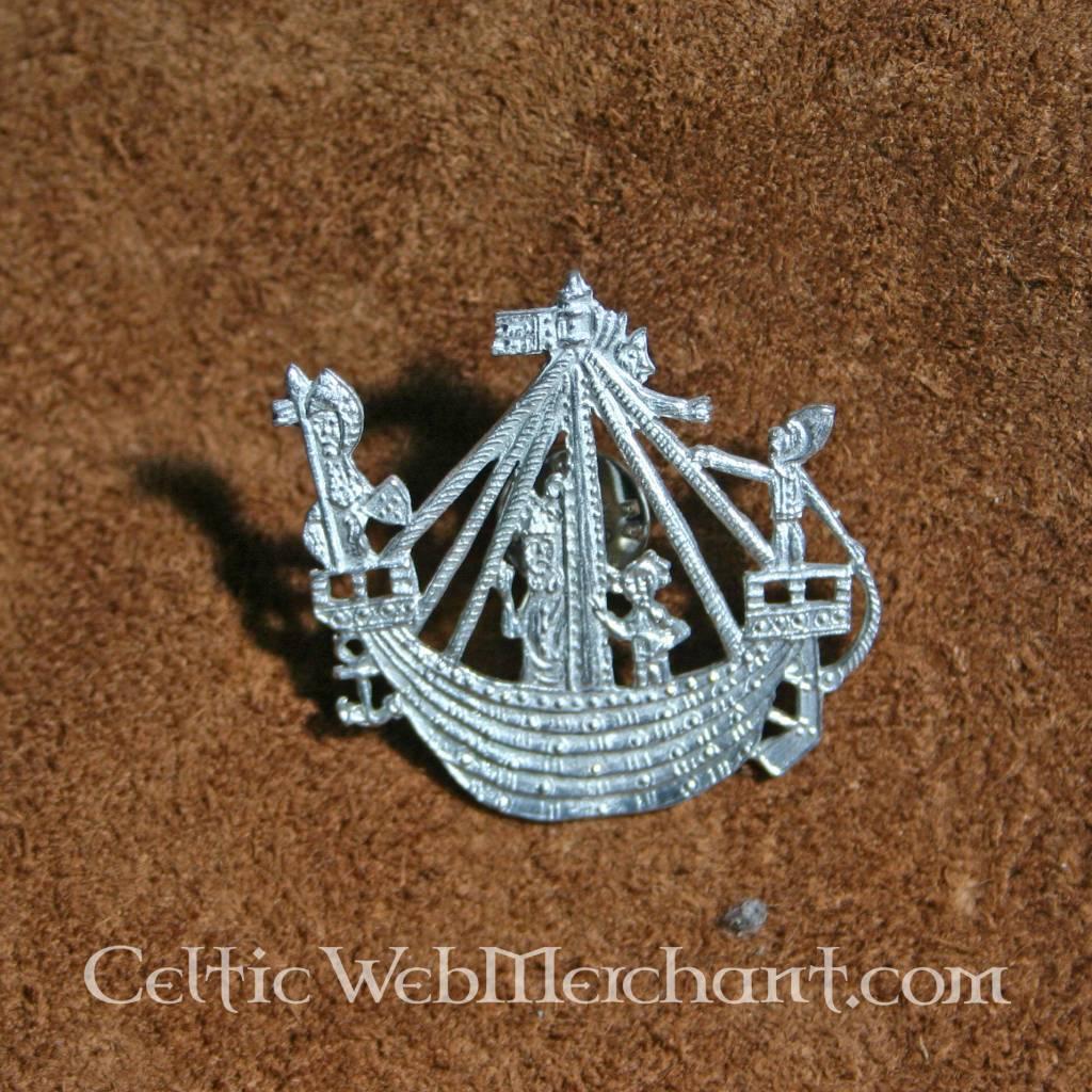 Badge Becket's ballingschap