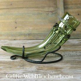 Anglo-Saxon glas dryckeshorn