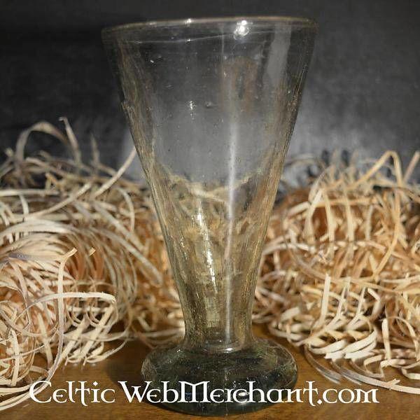 Roman glas dryckesbägaren